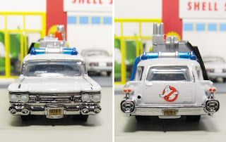 Hot Wheels Club Ghostbusters Ecto-I