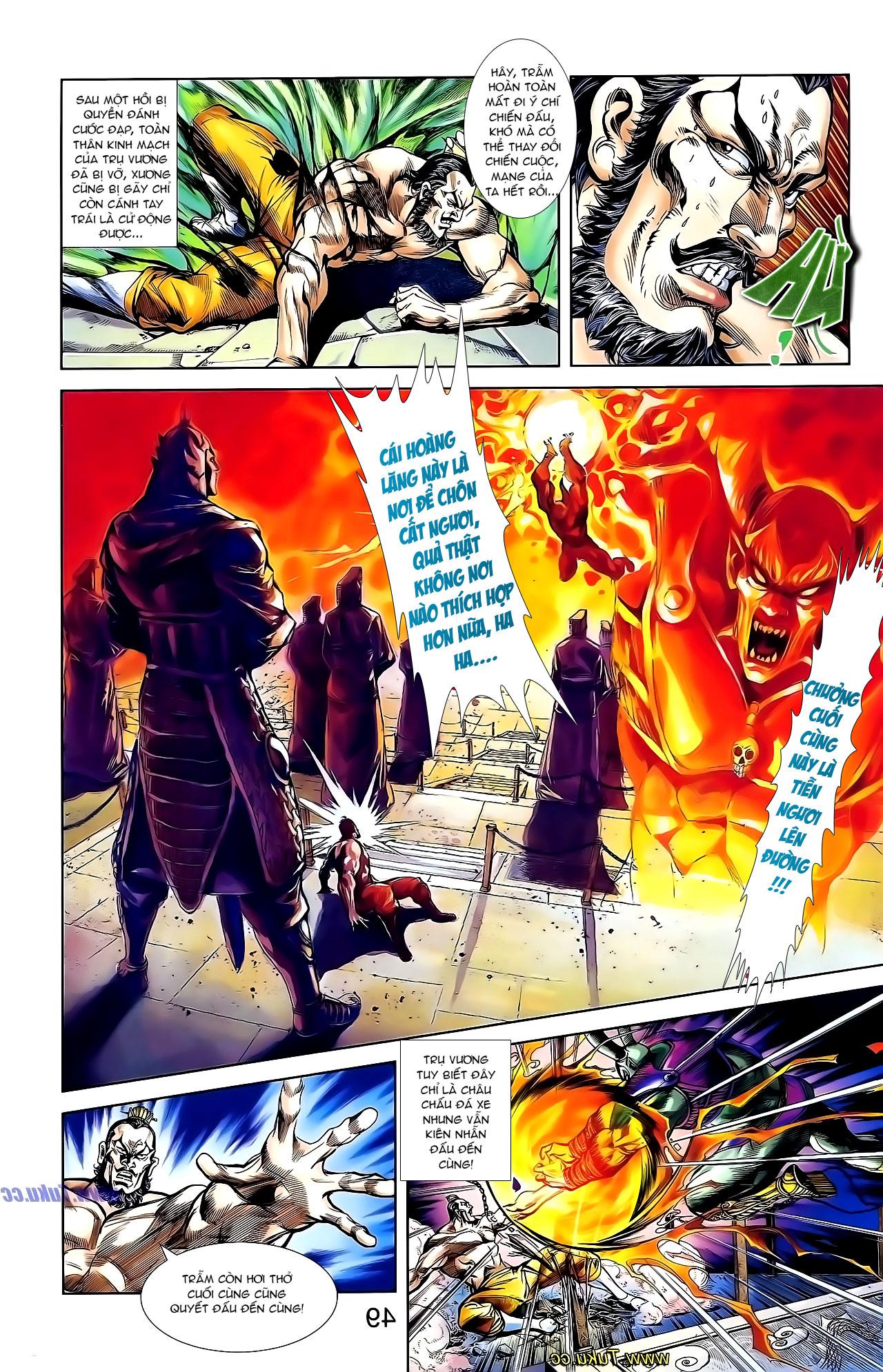 Cơ Phát Khai Chu Bản chapter 137 trang 13