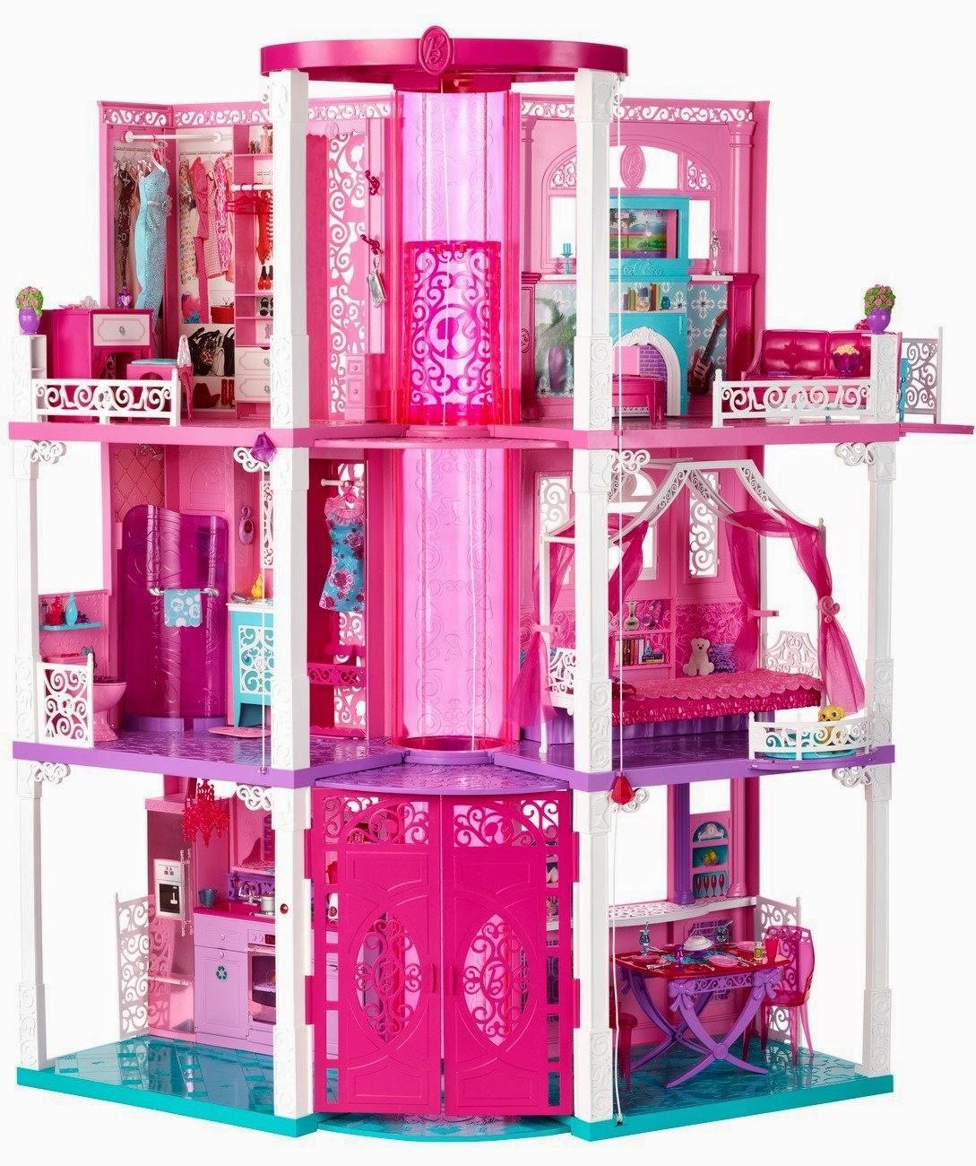 Giochi barbie novembre 2014 for Progetta la mia casa dei sogni