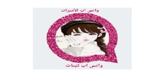 تحميل تحديث الواتساب الاميرات 2020 تنزيل ضد الحظر الوردي الزهري البنفسجي lvwhatsapp صبايا بناتي
