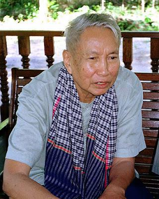 Pol Pot Masa Tua Tokoh Komunis Pol Pot
