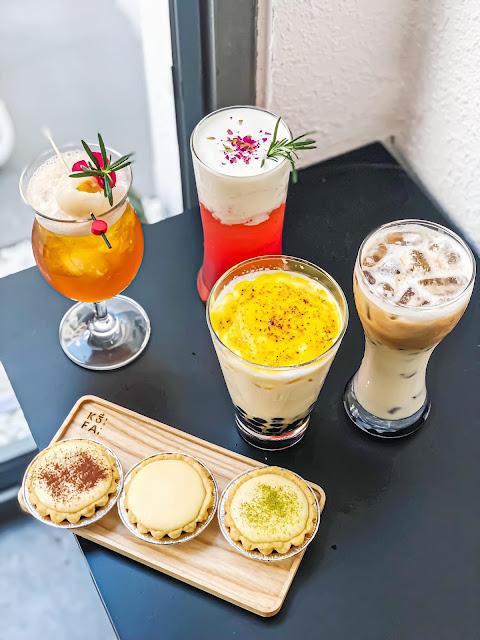 Kề Pha Coffee quận 10 navivu.com