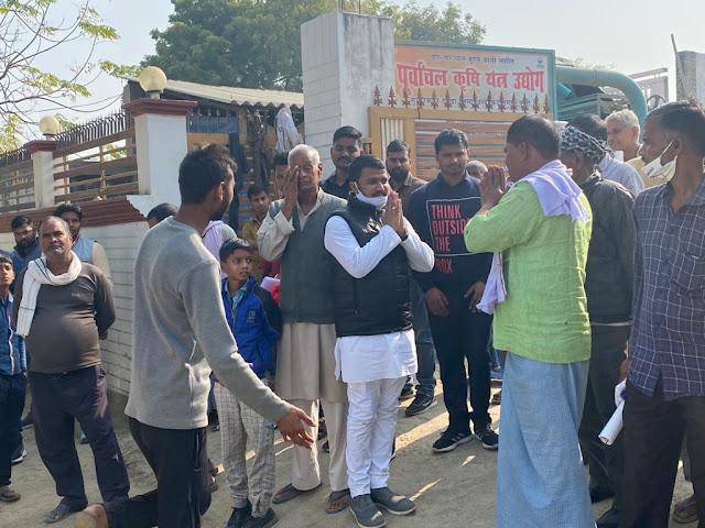 BJP aims to divide society - Lalan Kumar