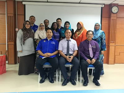 Perkongsian Pembelajaran Abad ke-21 bersama PPD Kinta Utara