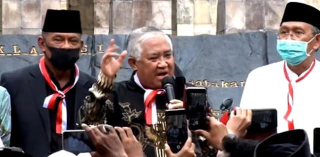 Setelah Australia, Giliran Sulawesi Selatan Deklarasi KAMI