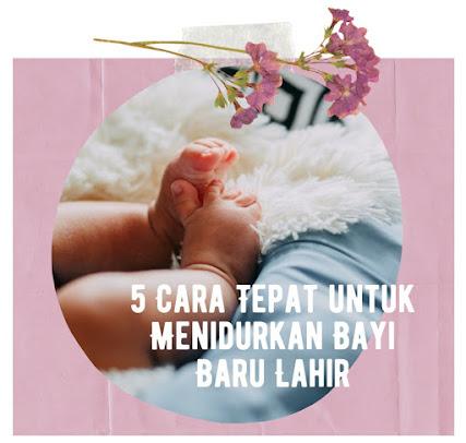 5 cara perawatan bayi baru lahir