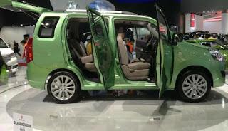 Karimun Wagon R Versi MPV
