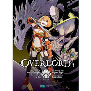 Overlord - Tập 3 (Phiên Bản Manga) ebook PDF EPUB AWZ3 PRC MOBI