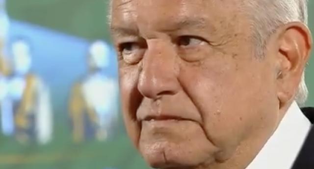 ¿No les parece una exageración?: AMLO por vídeo del adulto mayor vacunado con jeringa vacía