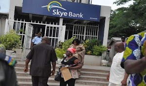 CBN Talks On Skye Bank Customers Money As CBN Revoked Skye Bank Lisence