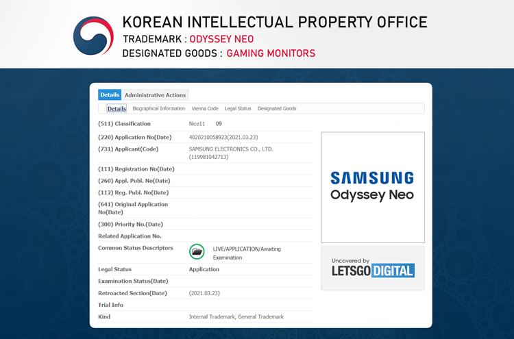 Samsung Odyssey Neo Oyuncu Monitörü