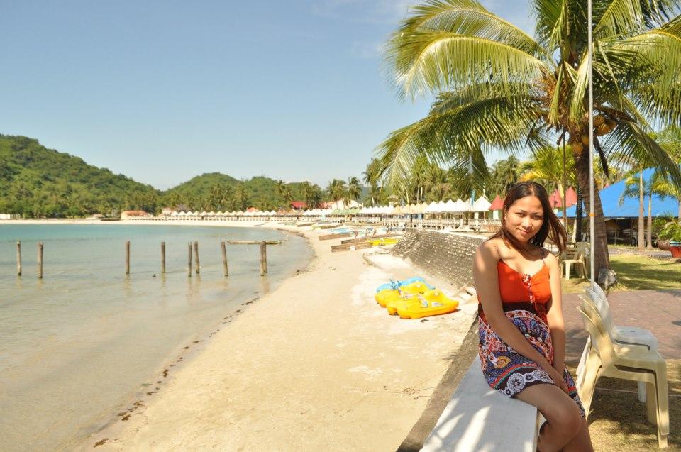 Ilocos Sur Resort Beach