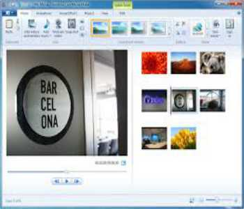 Windows Live Movie Maker 16.4.3528 Screenshot 4