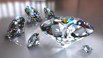 10 Cara Menentukan Berlian Asli