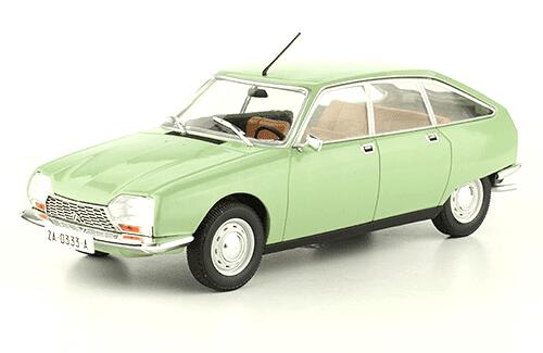 Citroën GS 1971 coches inolvidables salvat