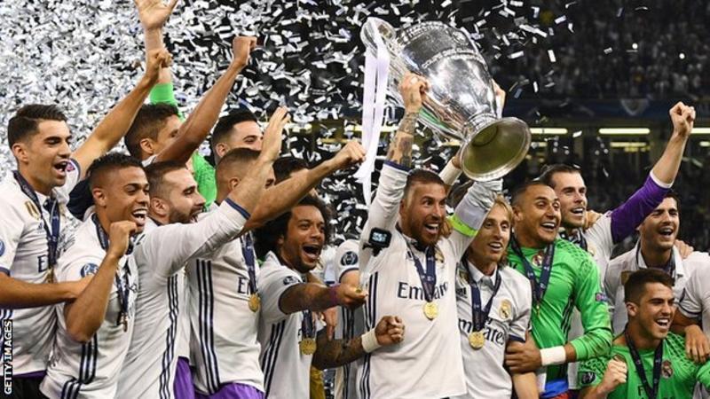 Champions League Final Photos 2017