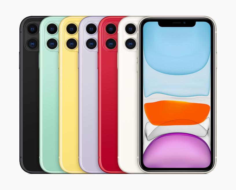 apple introduces dual camera iphone 11. Black Bedroom Furniture Sets. Home Design Ideas