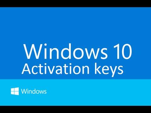 Windows 10 : Clé pour toutes les versions