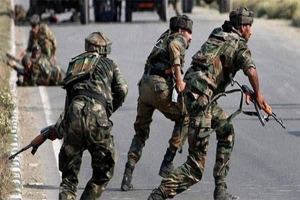 जम्मू कश्मीर - हंदवाड़ा एक और आतंकी हमला , CRPF के तीन जवान शहीद