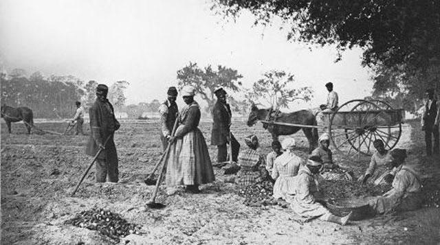 Perbudakan Kulit Hitam Masih Akan Berlangsung