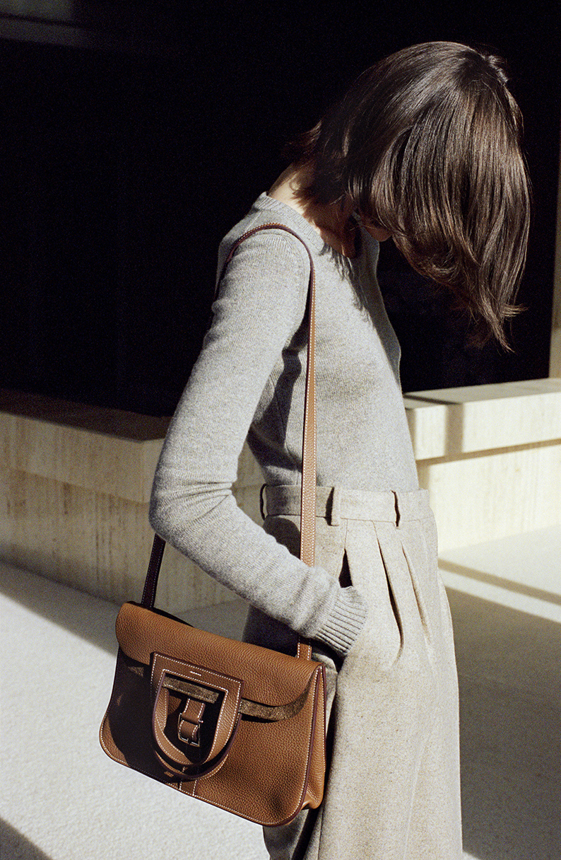 Hermes Vestiaire D'Hiver 2014 (photography: Zoe Ghertner) via www.fashionedbylove.co.uk