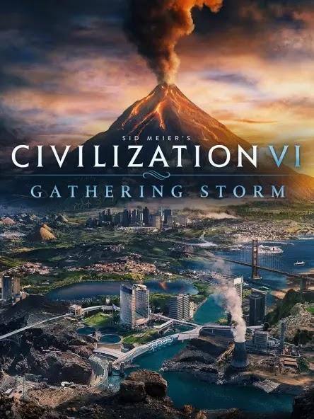 Jogo Sid Meier's Civilization VI: Gathering Storm [PC Steam]