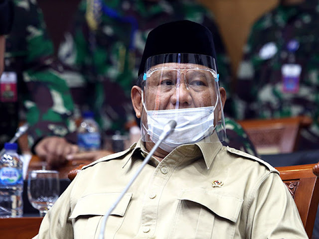 Prabowo Subianto Dikabarkan Sedang Sakit, Begini Kata Gerindra