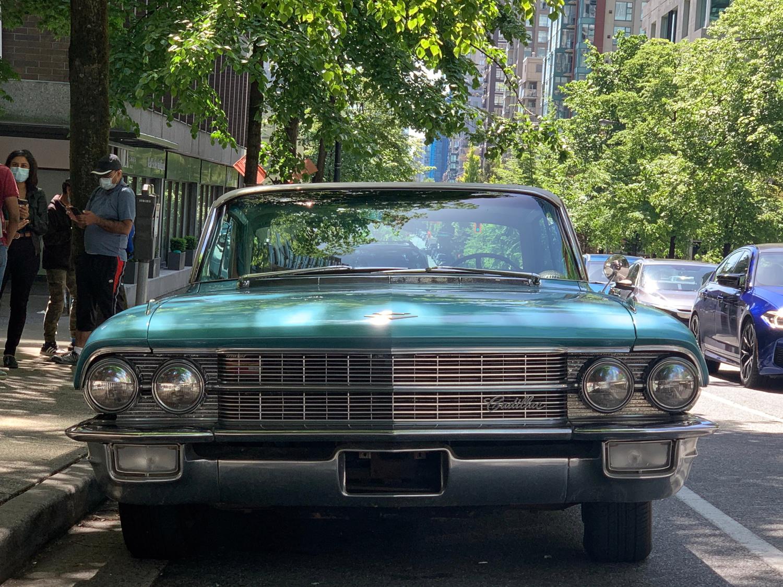 1962 Cadillac Sedan de Ville 10