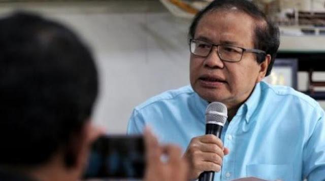 Rizal Ramli Yakin Radikalisme Terus Digoreng demi Tutupi Masalah Ekonomi