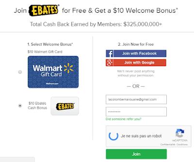 شرح موقع Ebates