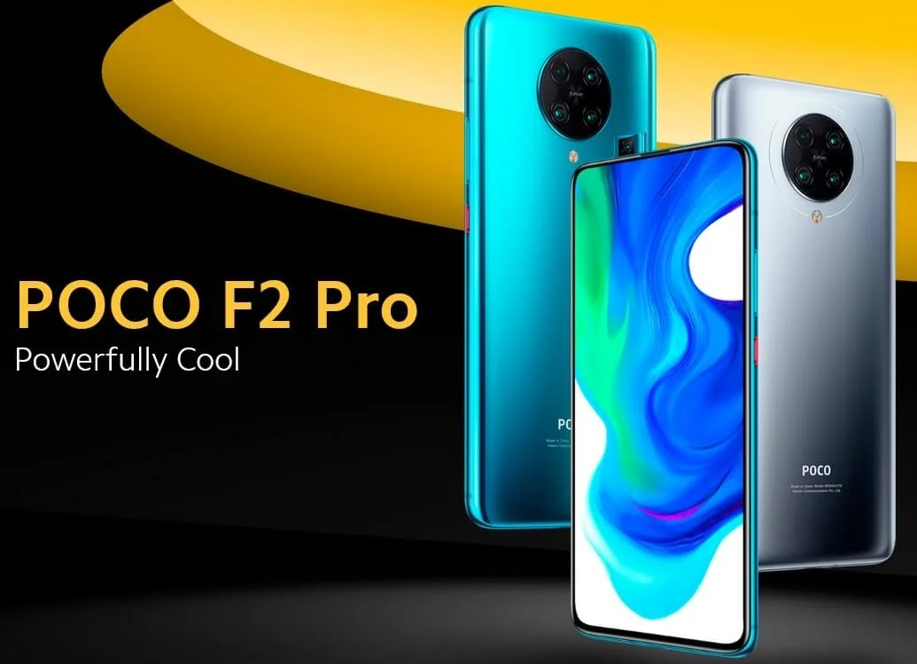 Xiaomi POCO F2 Pro with Snapdragon 865 and 64MP Quad Cam Now Official; Yours for Only Php26,990