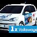 Castiga o masina Volkswagen Up Pure White
