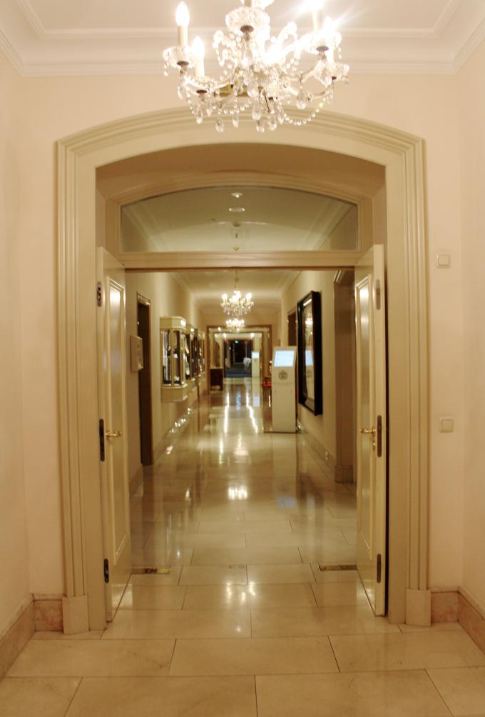 Steigenberger Frankfurter Hof Hotel - The Wayfarer