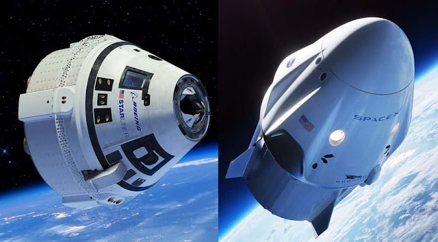 NASA confirms delays in Boeing and SpaceX commercial crew flights