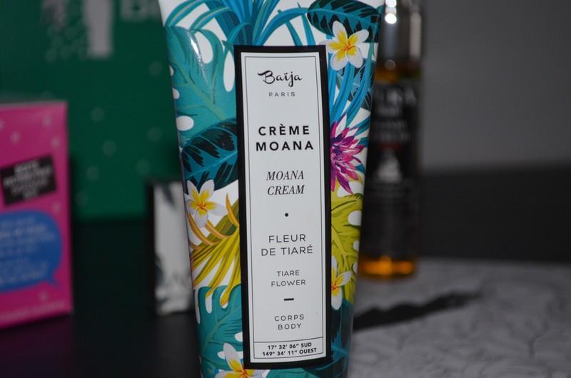 Crème Corps Moana - Baïja