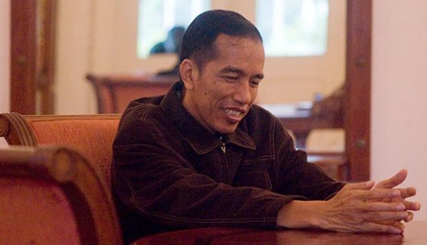 Begini Respons Jokowi soal Dukungan dari TGB