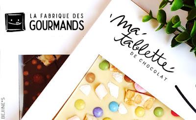 La Fabrique des Gourmands Chocolats et Pâtes à Tartiner