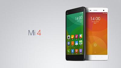 Thay mat kinh cam ung Xiaomi Mi4