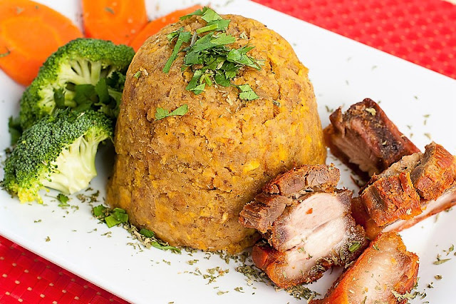 mofongo must try food dominican republic