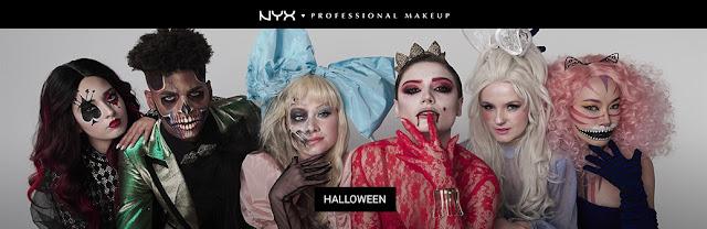 Maquillaje de halloween en Notino