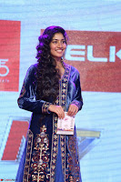 Beautiful Cute Sai Pallavi in dark Blue dress at Fidaa music launch  Exclusive Celebrities galleries 017.JPG