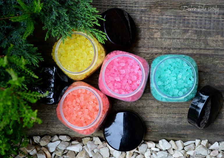 Sole do kąpieli BioOleo Cosmetics - dla zdrowia, dla piękna skóry, dla doba zmysłów!