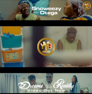 MP4: Snoweezy Ft Otega - Dream Turns Reality Video