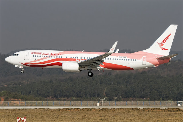 boeing 737-800 ruili airlines