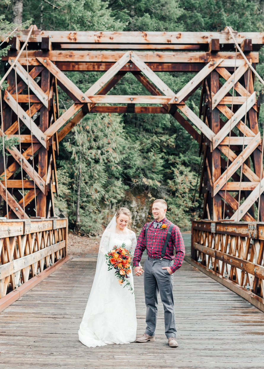 Mountain Elopement-PNW Photographers-Something Minted Photography