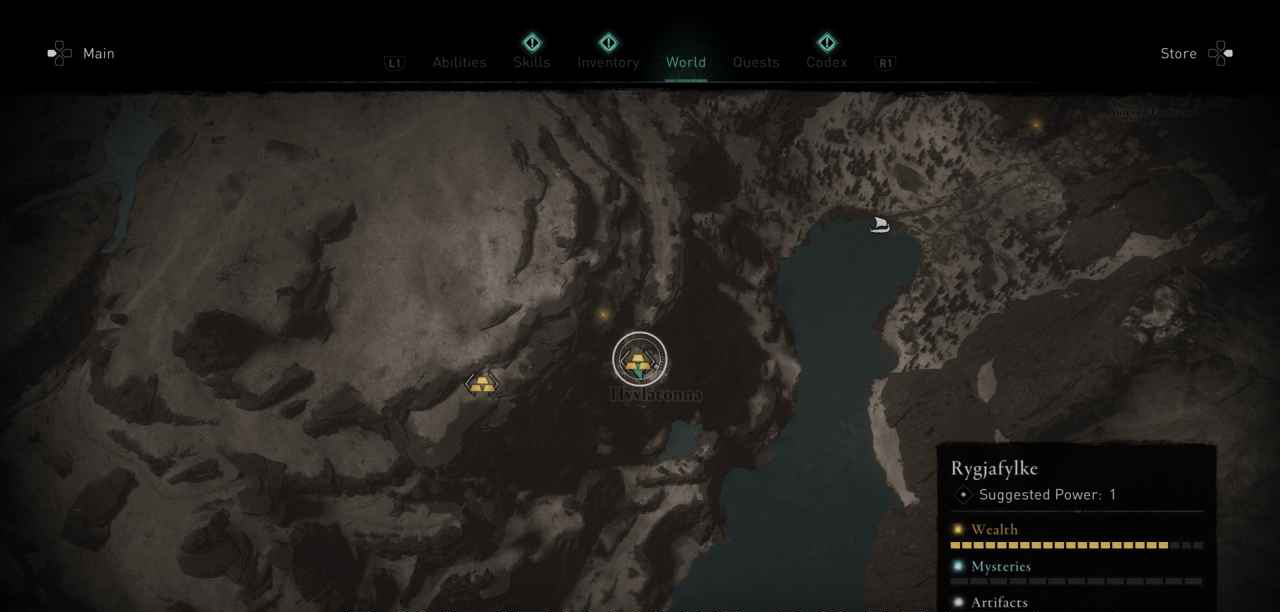 Ingot 13 Map 2
