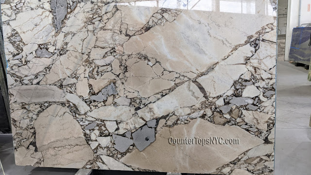 Arabescato Brown Marble NYC