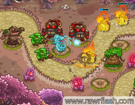 Jogos de tower defense, defender base, torre: keeper grove 3