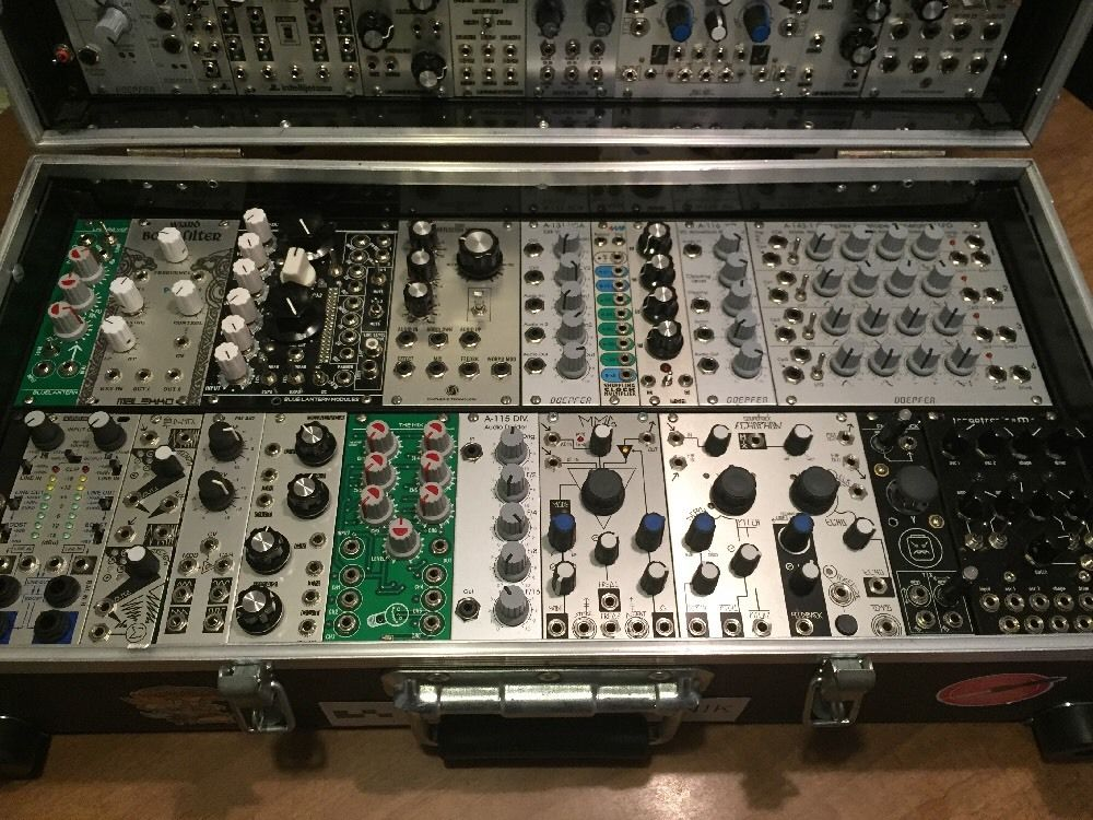 matrixsynth complete euro rack modular synthesizer system. Black Bedroom Furniture Sets. Home Design Ideas