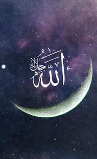 Wallpaper whatsapp islami HD